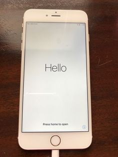 Apple iPhone 6 Plus - 64GB - Gold (AT&T) Smartphone  885909971336 | eBay