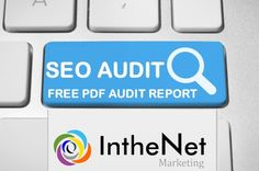 Free SEO Audit Tool  IntheNetMarketing provides you one of the best SEO audit tool for your website. You can check the SEO stats and audit report with this tool. And you can also down load the PDF report from this tool.  Get your fee SEO audit report now by visiting our page.
