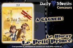"""Concours: Gagnez un exemplaire du film """"Le Petit Prince"""" en bluray"""