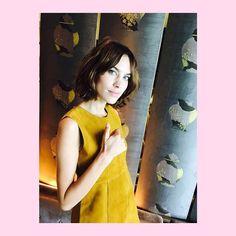 Alexa Chung, Blouse, Tops, Women, Fashion, Blouse Band, Women's, La Mode, Blouses