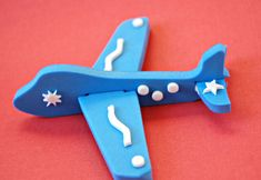Airplane Party Kids Craft Kit - We Bring the Party - 1