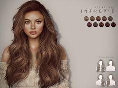 Sims 4 Mods Clothes, Sims 4 Clothing, Sims Mods, Sims 4 Cc Eyes, Sims Cc, Sims 4 Piercings, Pelo Sims, Hair Illustration, Sims 4 Cc Packs
