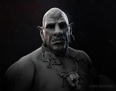 "Check out new work on my @Behance portfolio: ""Ogre"" http://be.net/gallery/65892413/Ogre"