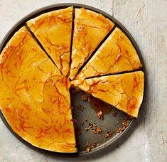Yotam Ottolenghi's sweet potato winter spiced cheesecake with marmalade glaze. Also sweet potato dip with yogurt, and sweet potato and peanut fritters. Yotam Ottolenghi, Ottolenghi Recipes, Vegetable Drinks, Vegetable Recipes, Vegetarian Recipes, Cooking Recipes, Vegetable Sides, Drink Recipes, Delicious Recipes