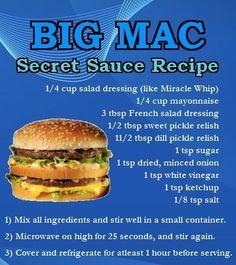 Big Mac, McDonalds, Sauce, Hamburger, Cheeseburger
