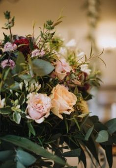 Jade & Jarryd, a couple living in OZ, celebrated the end of 2018 with a . Flower Decorations, Greenery, Jade, Nostalgia, Floral Wreath, Couple, Natural, Flowers, Plants