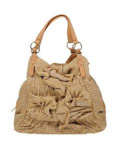 ERMANNO SCERVINO . #ermannoscervino #bags #leather #hand bags #