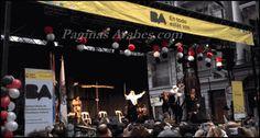Buenos Aires celebra Siria 2014 - Ballet Ikram I - paginasarabes
