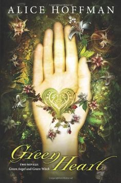 This is a great combination of 2 of my fav novels (Green Angel & Green Witch) and would be a perfect gift for a (brooding) teen.  Be sure to include a papermaking kit with it!  What are you fav witchy/pagan novels?  Green Heart by Alice Hoffman http://www.amazon.com/dp/0545141966/ref=cm_sw_r_pi_dp_8I3jub054C9BV