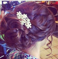 Becky's Blog @ Westwood Hairdressing: 2014 Wedding Trends!