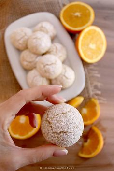 Biscotti Cookies, Biscotti Recipe, Italian Cookies, Italian Desserts, Croatian Recipes, Vegan Treats, Light Recipes, Sweet Recipes, Food To Make