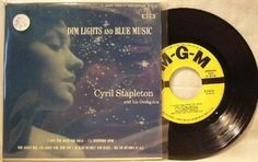 Cyril Stapleton ~ MGM 1235 45 EP w/ PS