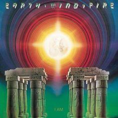 Earth Wind & Fire - I Am - CVR - 1979