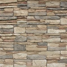 Ply Gem Durata Mortarless Stacked Stone Panels From