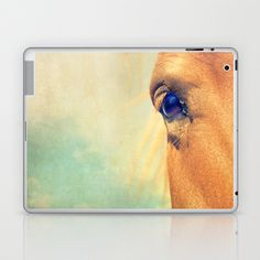 Horse Dreaming Laptop & iPad Skin by LilaVert - $25.00