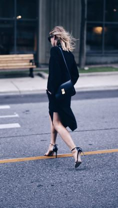 classic street style | The August Diaries