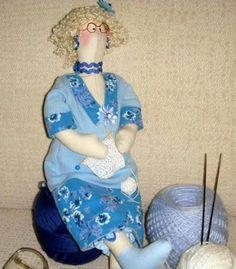Подборка кукол тильд рукодельниц часть II