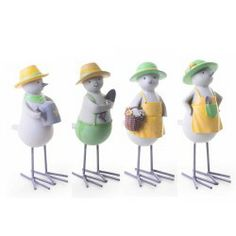 Gardens Garden wind spinners and Garden ornaments on Pinterest