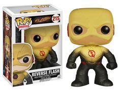 Funko Pop TV: The Flash - Reverse Flash Vinyl Figure