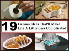19 Genius Ideas That'll Make Life A Little Less Complicated | Health & Natural Living