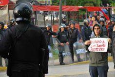 Disparas a quien juraste proteger - You shot who you swear to protect - via bonjourbitches