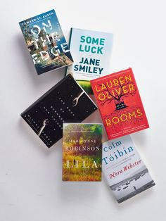 Bookshelf - Our 6 Must-Read Books for Fall 2014