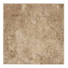 "American Olean 6"" x 6"" Fall Creek Fawn Ceramic Wall Tile from lowes.  Bathrooms, mudroom tile"