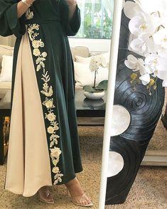 L l We are doing custom made Deliver worldwide. Arab Fashion, Islamic Fashion, Muslim Fashion, Modest Fashion, African Fashion, Fashion Dresses, Abaya Mode, Mode Hijab, Abaya Designs