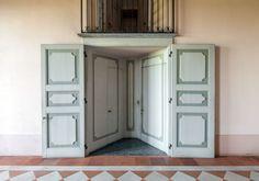 CN10ARCHITETTI, Luigi Caccia Dominioni · Luigi Caccia Dominioni. Villa San Valerio, 1957. Cristalli di architettura