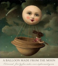 Stephen Mackey  It's a popular thing to draw on fairy tales and the fairy tale…