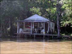 Houses in Louisiana Bayou   Shop For This Camera