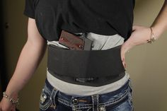 Review of the new CrossBreed Modular Belly Band Holster, Review: CrossBreed Holsters Improves Its Belly Band http://www.womensoutdoornews.com/2015/12/review-crossbreed-holsters-improves-its-belly-band/
