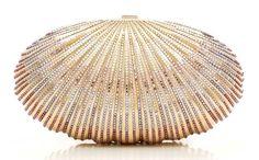 Judith Leiber  Clutch  #fashion #colours #inspiration #mood #love #passion #like #wedding #sexy #sassy #elegant #pink #pastel #board #beauty #beautiful #romance #date #arabian #hautearabia #haute arabia
