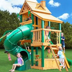 Awesome Playset for Kids
