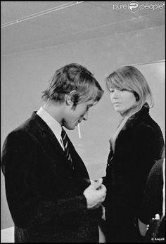 Françoise Hardy & Jacques Dutronc