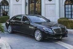 The lavish 2016 Mercedes-Maybach S600 has been photographed here in the States to produce this fresh gallery ahead of its North American launch in April.
