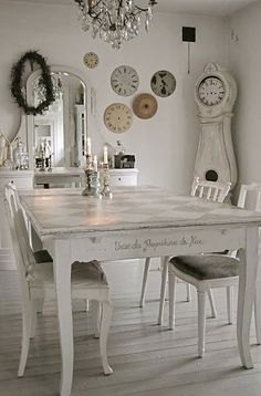 Demixx Vintage: Shabby chic style home decoration