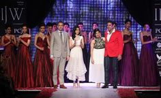 IIJW 2014 Day 2: P N GADGIL Jewellers Bridal Collection... For more visit: http://www.bollyvision.in/