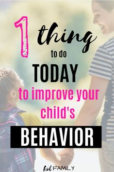Believe it or not, children do not want to misbehave. All behavior has a purpose, but most children don't even realize what is driving them to misbehave. This one simple thing will become every parent's favorite positive parenting tool. You will notice an improvement in your child's behavior in just one day! Reduce temper tantrums, angry outbursts, power struggles, and more by implementing this gentle parenting idea. #positiveparenting #positivediscipline #gentleparenting Positive Discipline, Positive Behavior, Attention Seeking Behavior, Failure To Thrive, Things To Do Today, Positive Parenting Solutions, Terrible Twos, Do Homework, Kids Behavior