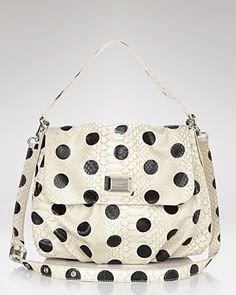 Marc by Marc Jacobs Dotty Snake Lil Uka Satchel