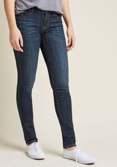 Wicked Badminton Jeans in Dark Wash in 1X