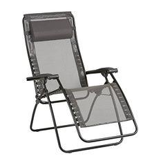 Hochwertiger Liegestuhl Für Garten Und Terrasse, Optimale Verteilung Des  Körpergewichts Durch Patentiertes Clip System