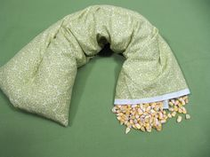 My next project... corn bags heating pads how to make it yourself, how to fill, what kind corn