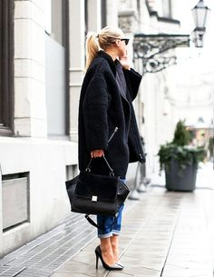 Melbourne Fashion Blog BLACK.COAT