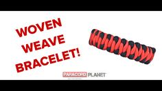 """#BRANDNEW Paracord Planet tutorial!! Check out the """"Woven Weave"""" design and try it for yourself! If you complete the weave, post it below and we may include it in next week's Medley collection :) Happy Cording! https://www.youtube.com/watch?v=H5rTf9qjmjw #paracord #woven #weave #bracelet #design #paracordplanet #tutorial #howto #diy #paracordial #craft #crafting #prepper #survival #prepping #homestead #knotting #knotty"""