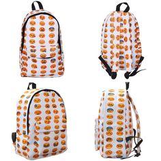 Boys Girls schoolbag Emoji Print Funny Kids Child Backpack mochila children school bag♦️ SMS - F A S H I O N 💢👉🏿 http://www.sms.hr/products/boys-girls-schoolbag-emoji-print-funny-kids-child-backpack-mochila-children-school-bag/ US $10.22