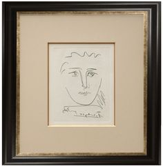 """Poor Roby"" Picasso"