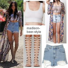 Madison Beer Fashion Style