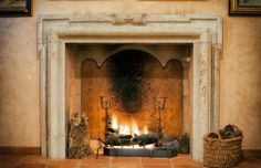 Sit by our fireplace and enjoy the rest of the day discussing food, culture and receipts from amazing Italy!