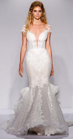 Featured Dress: Pnina Tornai for Kleinfeld